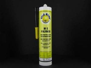 Gele Merk MS-Polymer, kleur zwart, koker, 290 ml