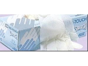 Handschoen, vinyl, dispenserdoos 100 st, maat L
