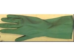 Handschoenen, werk, nitril, oplosmiddelbestendig, 12 paar