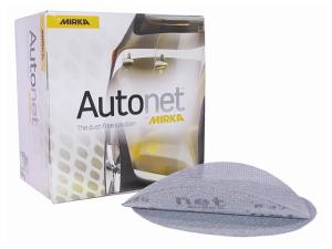 Autonet 125 mm, P120, doos 50 st