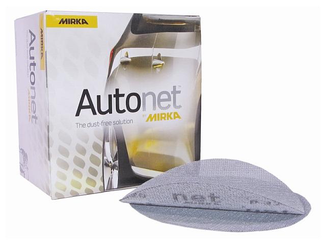 Autonet 150 mm, P240, doos 50 st