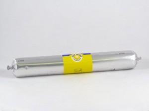 Gele Merk MS-Polymer, kleur zwart, worst 600 ml