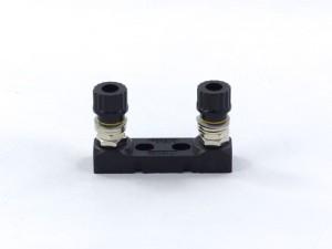 Houder voor smeltstrookzekeringen, 82x20mm, M10, certficaat, ANL