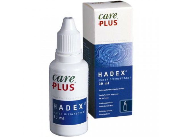 Hadex, drinkwaterdesinfectie, flacon 30 ml